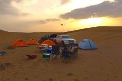 کمپ-در-کویر،-پیوند-با-طبیعت-مصر-سفرزون